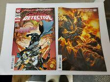 DC Comics Detective Comics #1024 Cover A & B Variant Joker War NM
