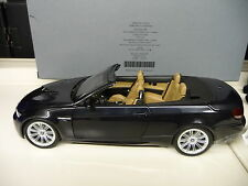 1:18 Kyosho bmw m3 e93 convertible negro dealer Edition nuevo New