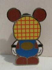 New listing Disney Pixar Vinylmation Jr Mickey Mouse Toy Story Small Sheriff Woody Pin 2011
