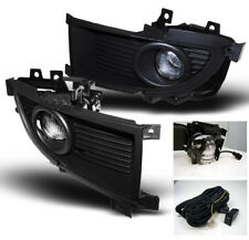 2006 MITSUBISHI LANCER RALLIART CHROME LOWER BUMPER FOG LIGHTS W/SWITCH+BULB KIT