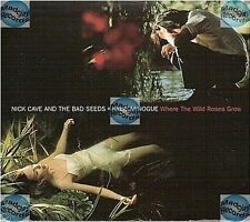 KYLIE MINOGUE WHERE THE WILD ROSES GROW MAXI CD digipack NICK CAVE