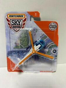 MB Matchbox SkyBusters Airbus Helicopters H130 10/13