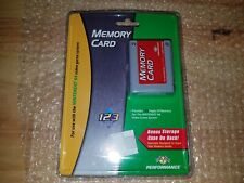 Nintendo 64 Memory Card  By Performance For N64 (BRAND NEW!!)