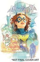 Batgirl #50 Joshua Middleton Trade Variant 10/23 Preorder NM