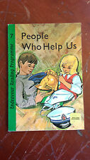 PEOPLE WHO HELP US  endeavour reading programme #7
