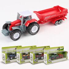 Alloy Engineering Tractor Toy Farm Vehicle Truck Boy Kids Car Children Gift