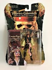 POTC Dead Man's Chest Cannibal King Jack Sparrow Figure NIP Zizzle 2006