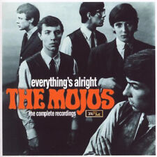 The Mojos : Everything's Alright CD (2009) ***NEW***