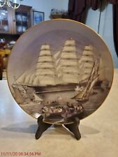 The Great Clipper Ships Collectors Plate Franklin Mint 1981 – Great Republic