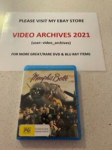Memphis Belle - Blu-ray - Free Postage