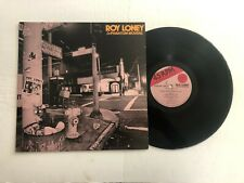 ROY LONEY & THE PHANTOM MOVERS Phantom Track LP Solid Smoke SS-9002 1980 VG++ 8E