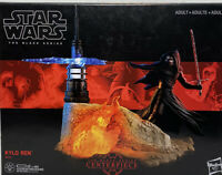 "Star Wars The Black Series 03 Kylo Ren 6"" Light Effect Centerpiece Disney Hasbro"