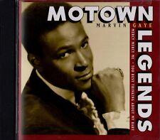 Marvin Gaye-Motown Legends: Mercy Mercy Me CD 1993 Motown-37463 8504-2 NEW