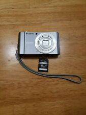 Sony DSC-W810 Cyber-Shot Digital Camera 6X Optical Zoom 20.1 MP