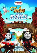 Thomas & Friends Tales From The Rails - DVD Region 2