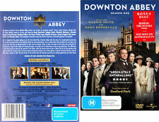 Downtown Abbey Season One *Bonus Extras Disc - 4 DVD Disc Set