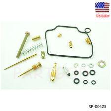Carb Rebuild Kit For Honda Rancher 350 TRX350 2x4 & 4x4 2000 2001 2002 2003