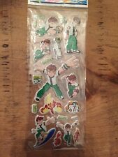 Puffy Ben 10 Cartoon Stickers-scrapbooking-card making-crafts-5 For 4!!