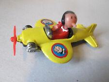 Corgi Toys Olive Oyl's Plane #79 Britain - King Features Syndicate Popeye 1980