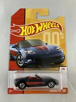 Hot Wheels Target Exclusive Throwback Cars Of The Decade Chevrolet Corvette C6