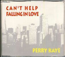 PERRY KAYE - can't help falling in love  3 trk MAXI CD 1993