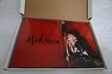 Madonna Rebel Heart VIP Tour Book Limited Edition ../rebel/cd/vinylp/dvd