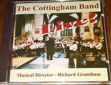 THE COTTINGHAM BAND CD BRASS MUSIC