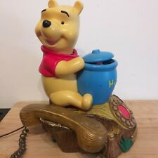 More details for mybelle disney 805 winnie the pooh corded telephone (with piglet in a pot)
