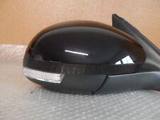 VW Tiguan 5N Außenspiegel rechts Spiegel schwarz 5N1857502AH (1140)