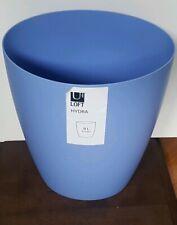 UMBRA Loft Hydra Bathroom Waste Basket 9L/2.25 Gal - Sky Blue