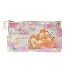 NEW Disney Store Japan Chip n' Dale Spring Pen Case Import from Japan