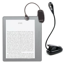 """Flexible Clip On Battery Reading Light For Amazon Kindle Oasis 6"""" 2016 & 2017"""