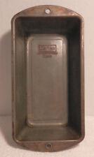 "Vintage/Antique  Morton ""Old Kentucky Recipe"" Bread Pan-Metal Pan"