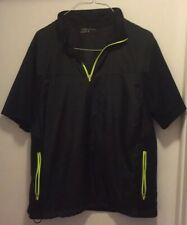 Nike Golf 1/2 Zip Short Sleeve Pullover W