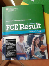 FCE Result - Student's book