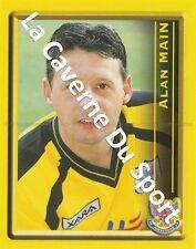 N°391 ALAN MAIN # SCOTLAND St. JOHNSTONE.FC STICKER PANINI SCOTTISH LEAGUE 2000