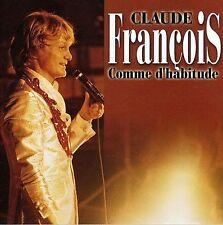 Comme D'Habitude Francois, Claude MUSIC CD