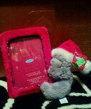 """Me to you christmas picture frame 5"""" x3.5"""" new with tags"""