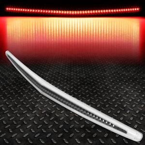 [FULL LED]FOR 06-11 CADILLAC DTS THIRD 3RD BRAKE LIGHT REAR STOP TAIL LAMP BLACK