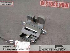 VOLKSWAGEN GOLF MK5 HATCH USED BOOT LATCH / LOCK ACTUATOR 05-09 GT GTi VW