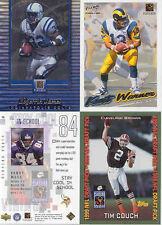 2000 SUPER BOWL PLAYERS PARTY SET RANDY MOSS KURT WARNER EDGERRIN JAMES