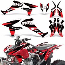 Decal Graphic Kit Honda TRX450R ATV Quad Decal Sticker Wrap Deco 450 04-08 WD