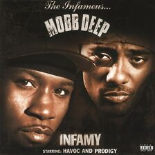 Mobb Deep - Infamia (180g 2LP Vinilo) MOVLP1660 / Music on Vinilo