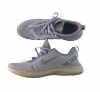 Nike Flex Exp RN 8 Lavender / Grey  AJ5908-500 Running Training Womens Size 8