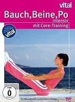 Bauch, Beine, Po - intensiv mit core-training von Becker,... | DVD | Zustand gut