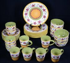 36 Vintage Tabletop Gallery Adalina Dinnerware Dinner & Salad Mug Berry & Cereal