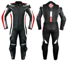 Full leather suit Professional Leather Perforated CE Protection Summer A-pro