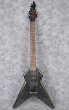 LEFTY Electra Westone Dynasty Flying V Electric Guitar Floyd Rose EMG Japan