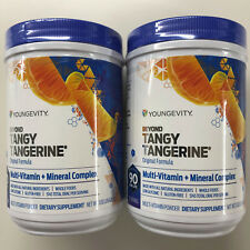 Beyond Tangy Tangerine BTT 1.0 (Twin Pack) Youngevity Dr. Wallach