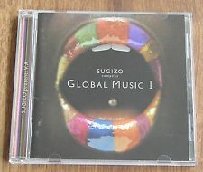 Sugizo - Compiles Global Music I CD Album jrock jpop The Flare X Japan Luna Sea